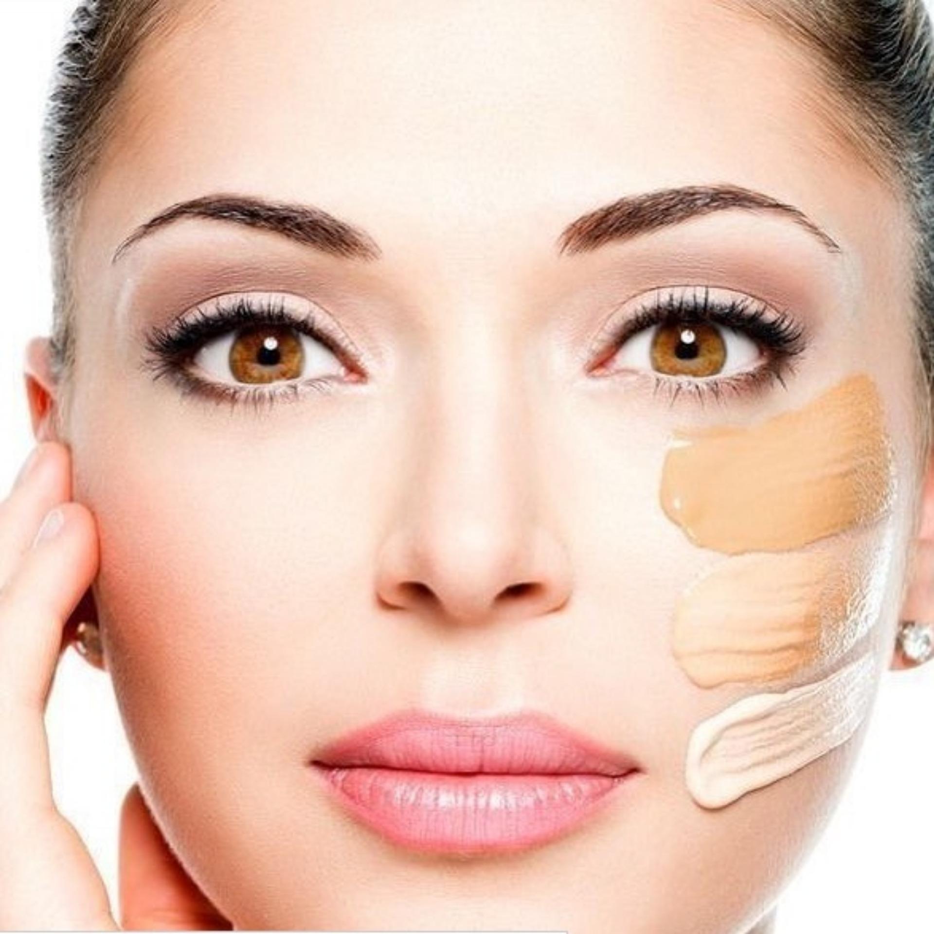 Как правильно нанести макияж в домашних условиях фото 47