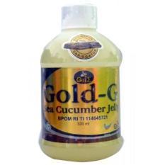 Gamat Gold G Jelly Gamat Sea Cucumber -320ml