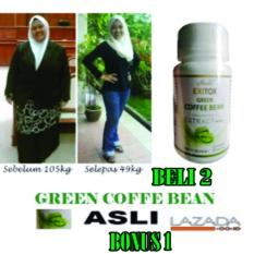 Green Coffee Bean Extract Pelangsing Badan No.1