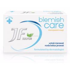 Hafshop Sabun Jerawat Jf Sulfur Blemish Care