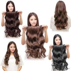 Hair Clip Curly Sosis / Hairclip Keriting Gantung