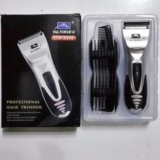 Hair Clipper Battery Pemotong Pangkas Rambut Otomatis