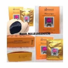 Hanasui - Naturgo BPOM / Masker Lumpur / 100% Original - 50 Sachet