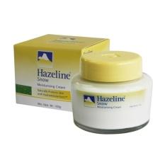 Hazeline Snow Moisturising Cream Pelembab Import Malaysia Original - 100gr - 1 Buah