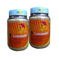 Herbal Lamandel Obat Amandel 200gr - 2botol