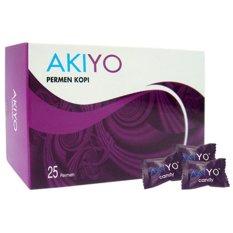 Herbal Permen Kopi Akiyo Candy