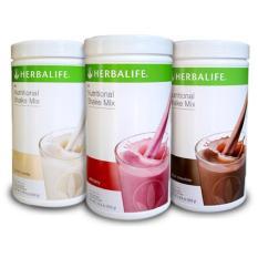 Herbalife - Shake Mix F1 - 3 Pilihan Rasa (550 gr)