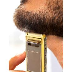 High Quality Boteng Kemei Shaver Alat Cukur Kumis dan Jenggot / Mesin Cukur Jambang - Bisa