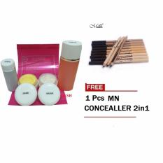 HN Cream Paket Original 30gr + 1 Pcs MN Concealler Batang