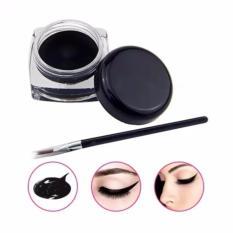 HOKI COD - Eyeliner Gel Black - Gratis Aplicator Kuas