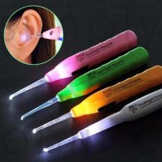 HOKI COD - Flashlight LED Earpick - Pembersih Kotoran Telinga - Korek Kuping LED - 1 Piece