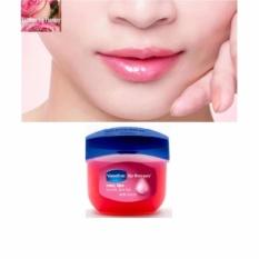 HOKI COD - Vaseline Lip Therapy Rosy Lips Premium Therapy - 1 Pcs