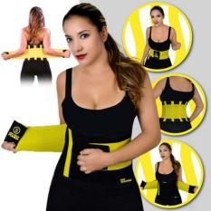 Hot Shaper Belt Power Sabuk Pembakar Lemak - Korset Stagen uk : M