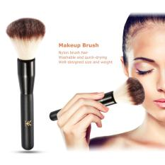 HUAMIANLI Makeup Brush Cosmetic Round Brush Face Foundation Brush Contour Blush Brush Nylon Powder Brush Wood