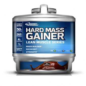 Inner Armour Hard Mass Gainer - 15 lbs