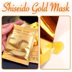 isi 5 Pcs Whitenning Masker Sheisedo - Masker Pengangkat Sel Kulit Mati Masker Gold Sachet Pemutih Wajah