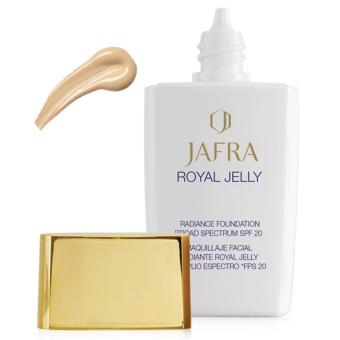 JAFRA Royal Jelly Radiance Foundation Broad Spectrum SPF 20 (BareL6) - 30 ml