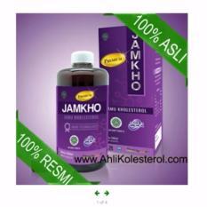 Jamkho Asli 100% Obat Jamu Herbal Kolesterol / Kholesterol / Kolestrol