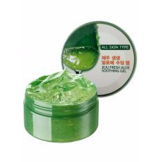 Jeju Fresh Aloe Soothing Gel Aloe Vera 95% - 1pc