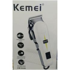 Kemei Alat Cukur Rambut Rechargeable Hair Clipper KM-809B