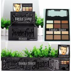 Kiss Beauty Makeup Pallete Shade Light Make Up Pallete Countour
