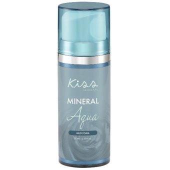 Kiss Malissa Mineral Aqua Mud Foam