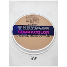 Kryolan Supracolor Professional Makeup - 3W [15ml]