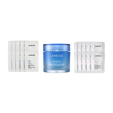Laneige Water Sleeping Mask single set