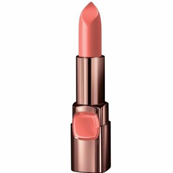 LOreal Color Riche Moist Matte Lipstick - Peachy Brown