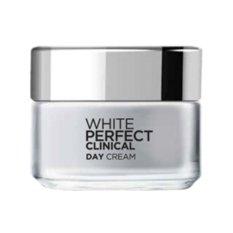 L'Oreal Paris Krim Harian White Perfect Clinical Day Cream Spf 19 PA+++ Original 50 ml
