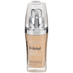 L'Oreal Paris True Match Liquid Foundation - Vanilla Ivory