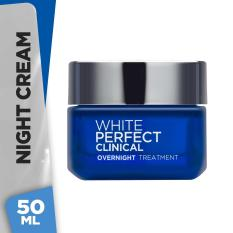 L'Oreal Paris White Perfect Clinical Night Cream - 50ml