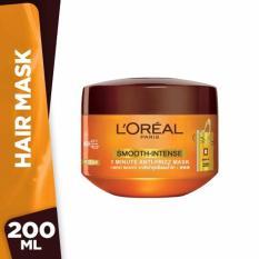 Loreal smooth intense hair mask 200 ml 6476 7974038 88eb1a1fcaef08ef3e6e05e05ea6ddc9 catalog 233