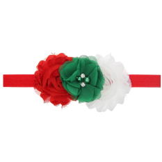 MagiDeal Kids Baby Colorful Headband Hair Band Party Photography Photo Prop Red - intl