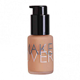 MAKE OVER Ultra Cover Liquid Matt Foundation 03 Nude Silk 33 ml