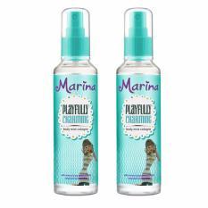 Marina Playfully Charming Body Mist Cologne [100 mL/2 pcs]