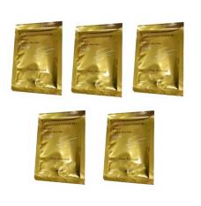 Mask Gold - Masker Pengangkat Komedo - 5 Sachet