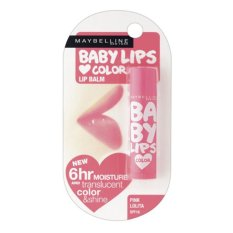 Maybelline Baby Lips Love Color - Pink Lolita