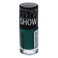Maybelline Color Show Cat Kuku 301 - Tenacious Teal - 6 mL