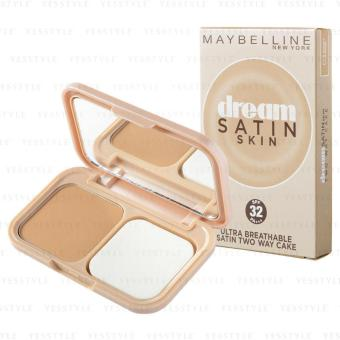 Maybelline Foundation Dream Satin Two Way Cake 01 Natural