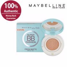 Maybelline Super BB Cushion Fresh Matte 02 Light Original