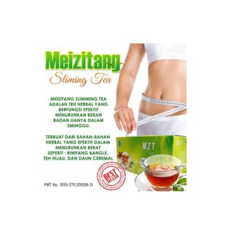 Meizitang Slimming Tea isi 20