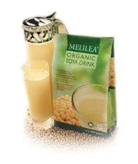 Melilea Soya Susu Kedelai Organik