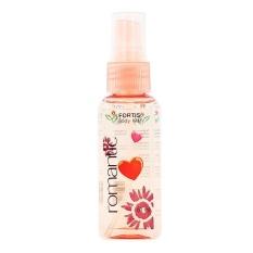 Metal Fortis Pengharum Badan XX-MF BODY MIST ROMANTIC 60ML Parfum Fragrance Spray - Merah