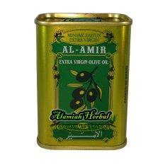 Minyak Zaitun AI Amir Kaleng Ektra Virgin Spanyol 175ml