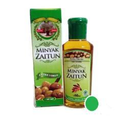 Minyak Zaitun Extra Virgin Al Ghuroba @60ml - Kemasan Praktis