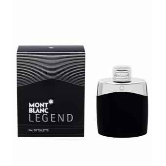 Mont Blanc Legend for Men Eau De Toilette - 100ml