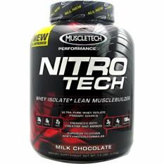 Muscletech Nitro Tech 4 Lbs Chocolate