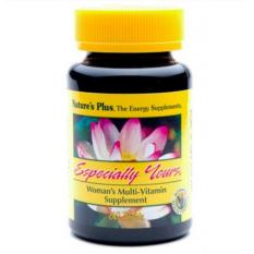 Natures Plus Especially Yours 60 tablets - Womans Multi-Vitamin