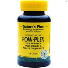NATURE'S PLUS POW PLEX / POWER PLEX (60)  